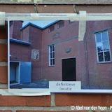 Start restauratie tableaus 7-Sprong - Foto's Abel van der Veen