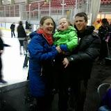 Ice skating Jan 2014
