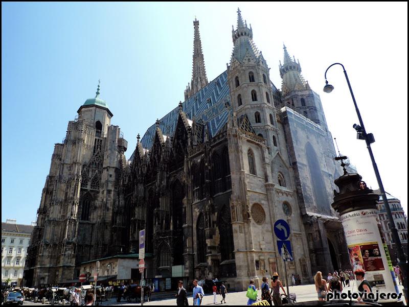 Stephansdom Viena