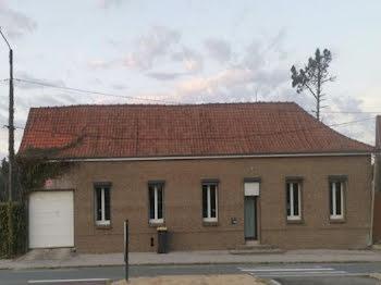 maison à Croix-en-Ternois (62)