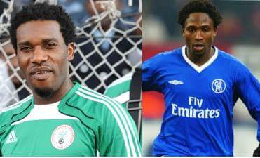 JAY JAY OKOCHA VS CELESTINE BABAYARO - A must read tale of two footballers.