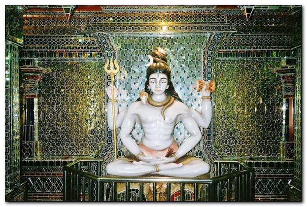Храм Света в Малайзии