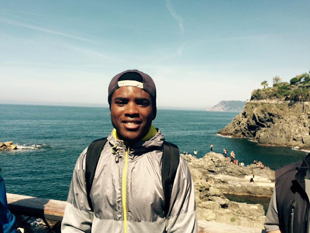 Emeka Ukaga: #StudyAbroadBecause... there are experiences out there that will totally change your life for the better