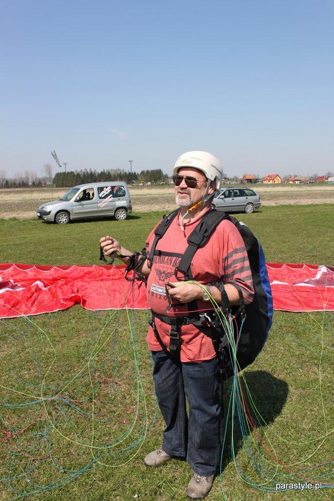 Szkolenia paralotniowe Kwiecień 2011 - IMG_5547.JPG