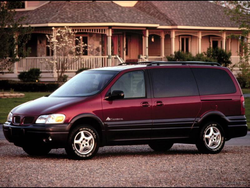 2001 Pontiac Montana Minivan Specifications  Pictures  Prices