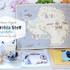 Montessori-Inspired Antarctica Shelf for Preschoolers