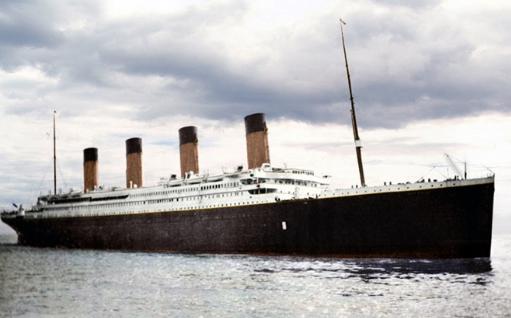Fakta Unik Tenggelamnya Kapal Titanic