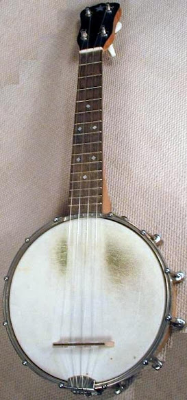Jenkins Washngton Banjo Ukulele Banjolele Kansas City