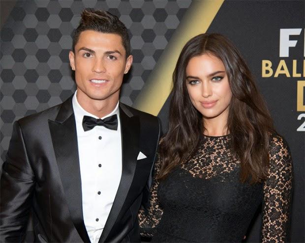Quả bóng hồng 2014 lần đầu cho người yêu Ronaldo