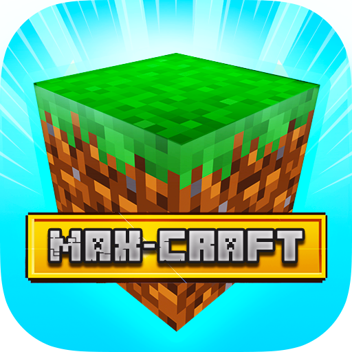 MAX-Craft Exploration : Crafting and Building Game
