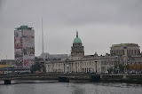 Liberty Hall Spire and Custom House