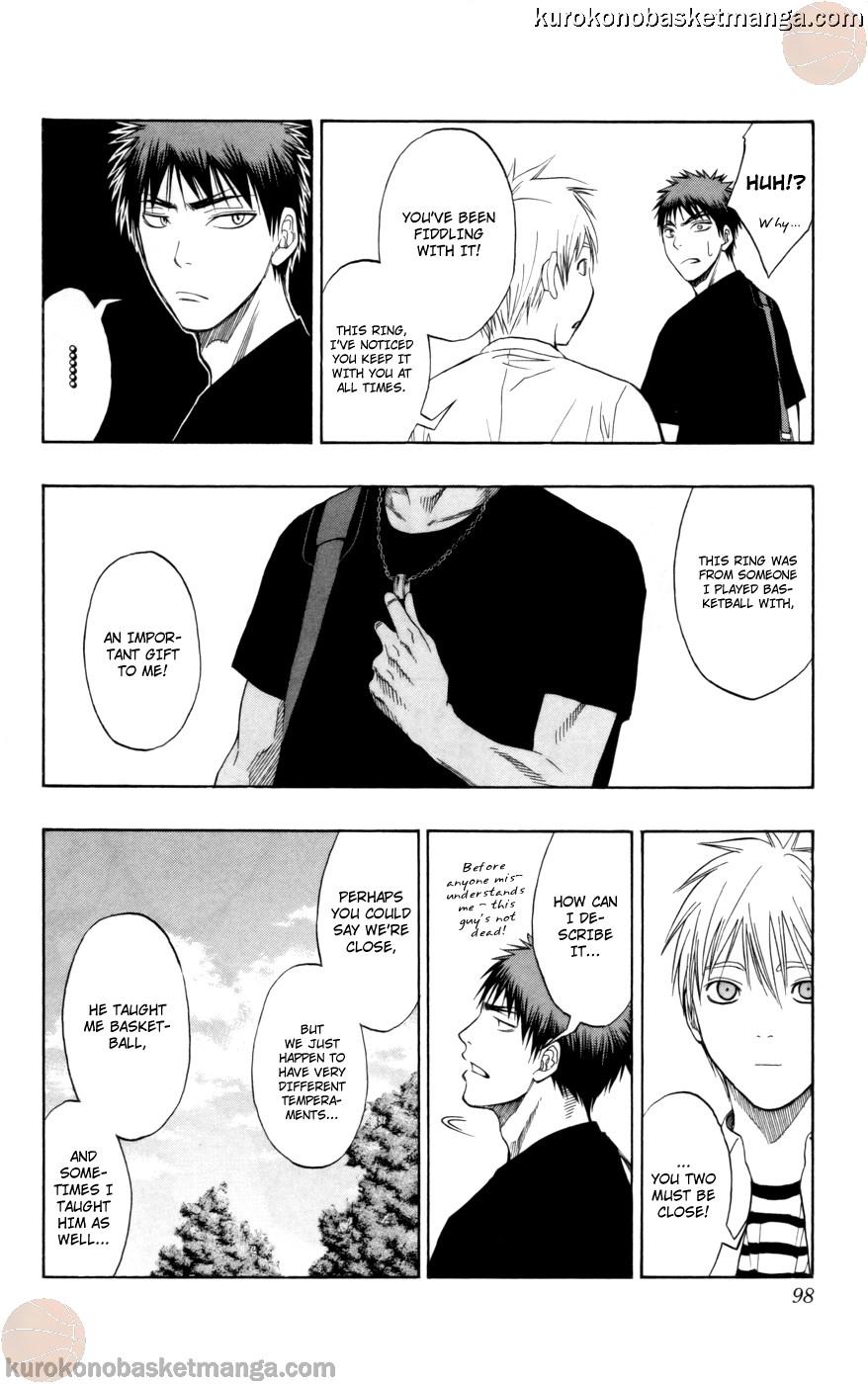 Kuroko no Basket Manga Chapter 75 - Image 12