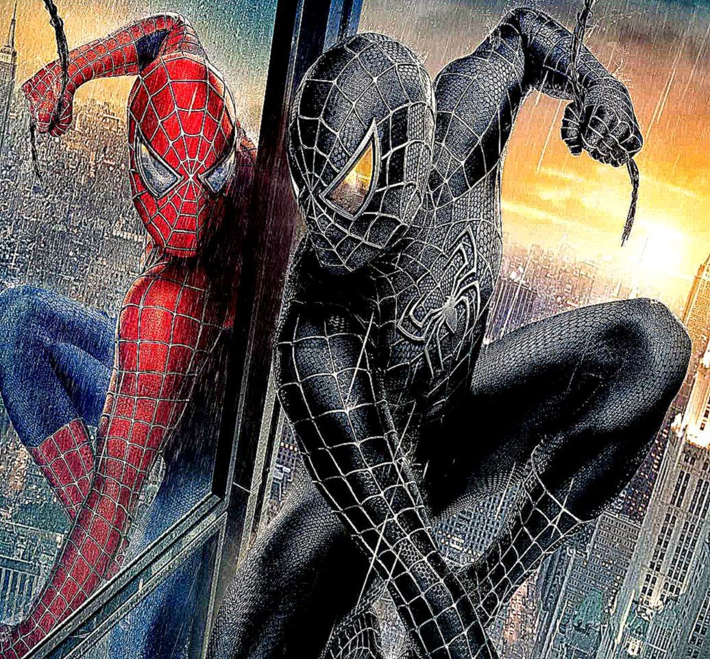 3D Spiderman Movie Wallpaper Desktop Background ...