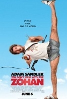 You Don't Mess with the Zohan - Đặc vụ cắt tóc