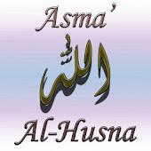 Asma' Al-Husna (Allah Names)
