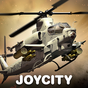 GUNSHIP BATTLE Helicopter 3D_apk