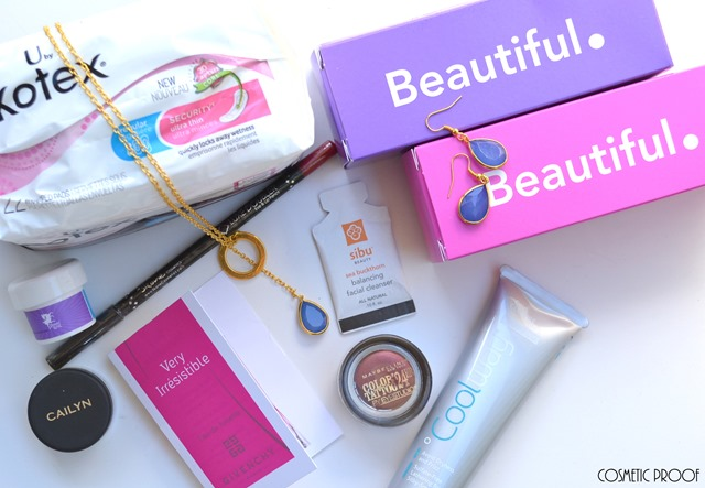 Tombox Beauty Box Review
