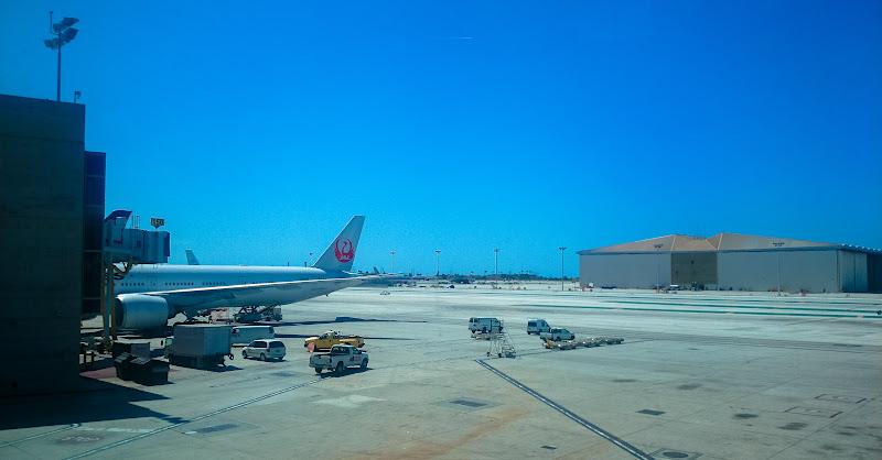 JL%252520LAX NRT 23 - REVIEW - JAL : First Class- Los Angeles to Tokyo Narita (B77W)