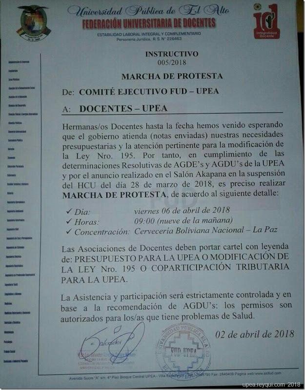 marcha-docentes-la-upea-2018-reyqui