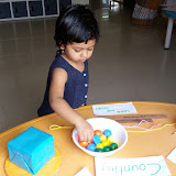 SLC for Nursery and PP-I on 5th October 2015.