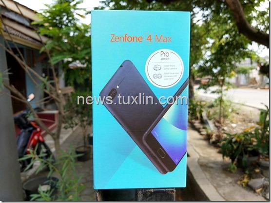 Harga dan Spesifikasi Asus Zenfone 4 Max Pro ZC554KL, Tersedia di Indonesia