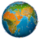 世界地図アトラス 2020