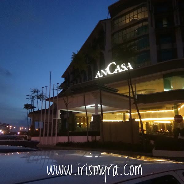 Hotel Ancasa Royale Pekan Pahang Review
