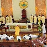 Thánh Lễ Truyền Chức Phó Tế Giáo Phận Bà Rịa