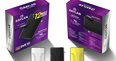 جديد اجهزةRAYLAN TLX100