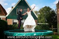 Bruidsreportage (Trouwfotograaf) - Foto van bruidspaar - 065