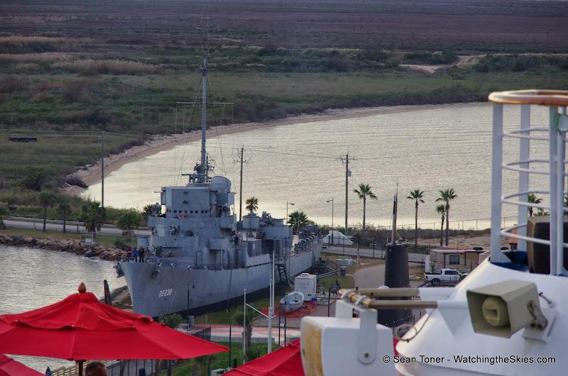 12-29-13 Western Caribbean Cruise - Day 1 - Galveston, TX - IMGP0694.JPG