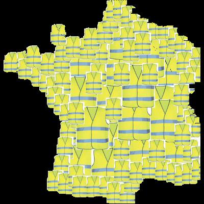France en Gilets Jaunes