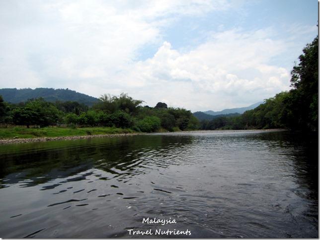 馬來西亞沙巴 九如河泛舟 溜索 (38)