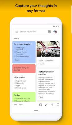 review aplikasi notes