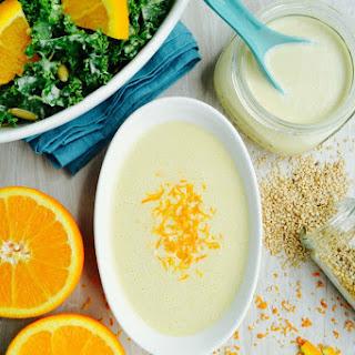 No-Oil Citrus Salad Dressing.
