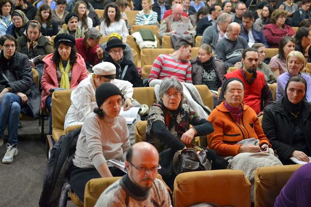 013 Avva Justin Parvu si Sfintii inchisorilor (Teatrul Luceafarul, Iasi, 2014.03.19)