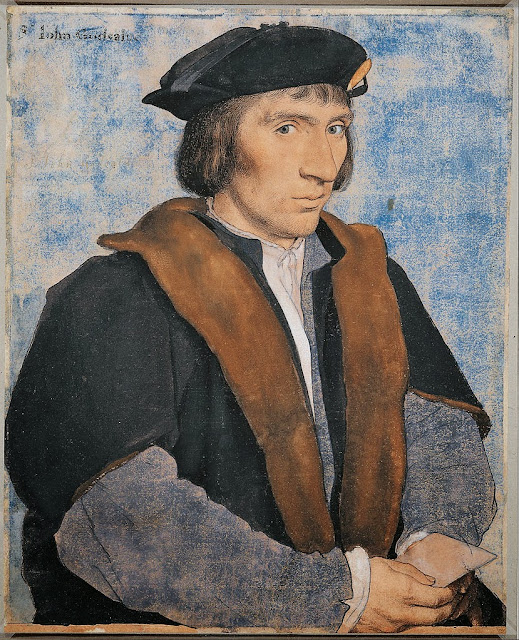 Hans Holbein the Younger - Sir John Godsalve (c.1505-56) - Google Art Project
