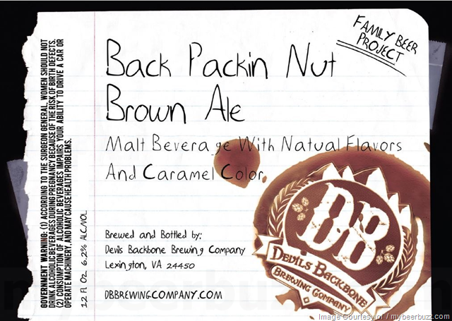 Devils backbone Back Packin Nut Brown