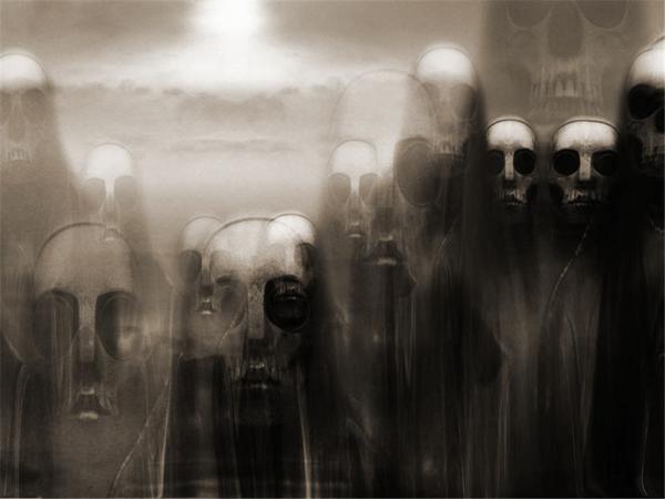 Luciferian Daemon Being, Evil Creatures