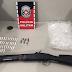 Operação Trabalhador: Polícia apreende seis armas de fogo e prende três suspeitos no interior da Paraíba