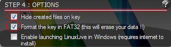 install linux ubuntu via flashdisk 3