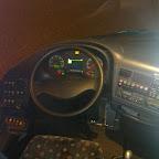 Het dashboard van de Bova Magiq van Eurolines / Bovo Tours bus 334