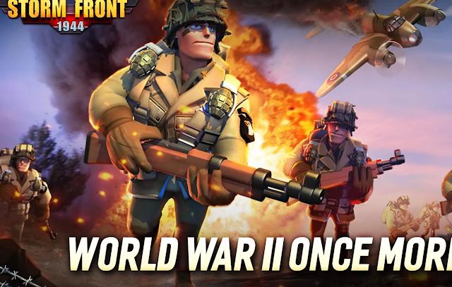 Ön Kayıt - Stormfront 1944 Strateji Oyunu