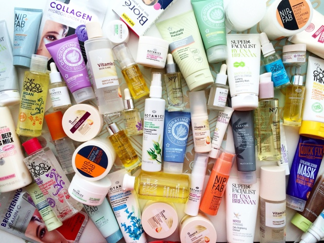 best budget skincare products uk