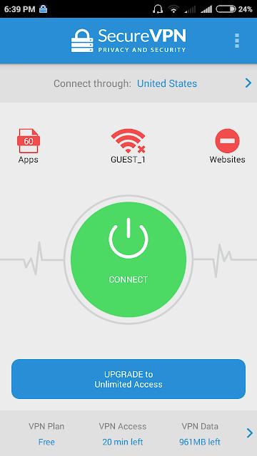 Ini Dia 3 Aplikasi Android VPN Terbaik Tested
