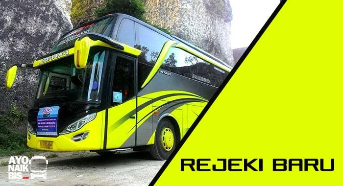 Agen Bus Rejeki Baru