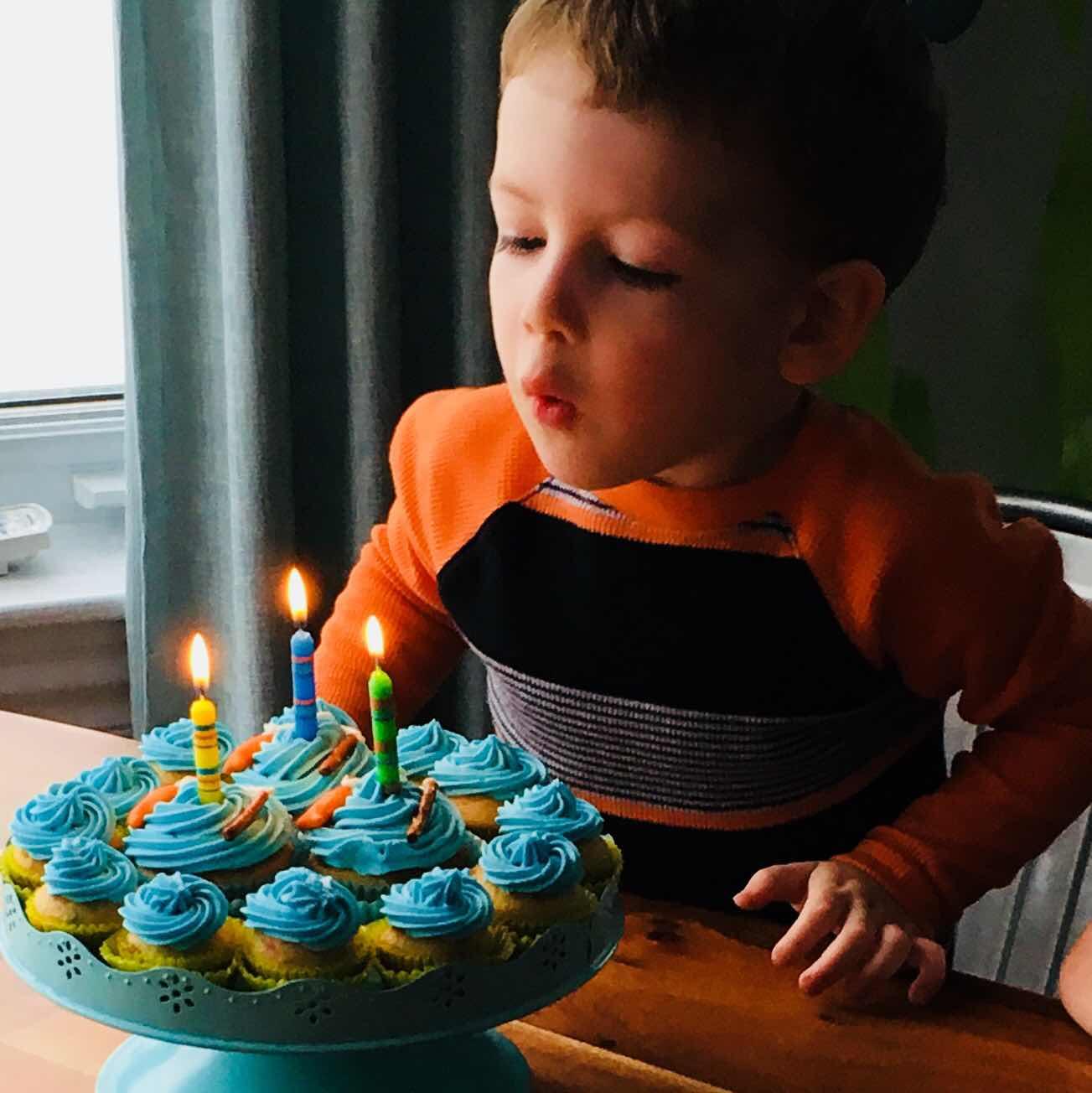 fishing birthday party