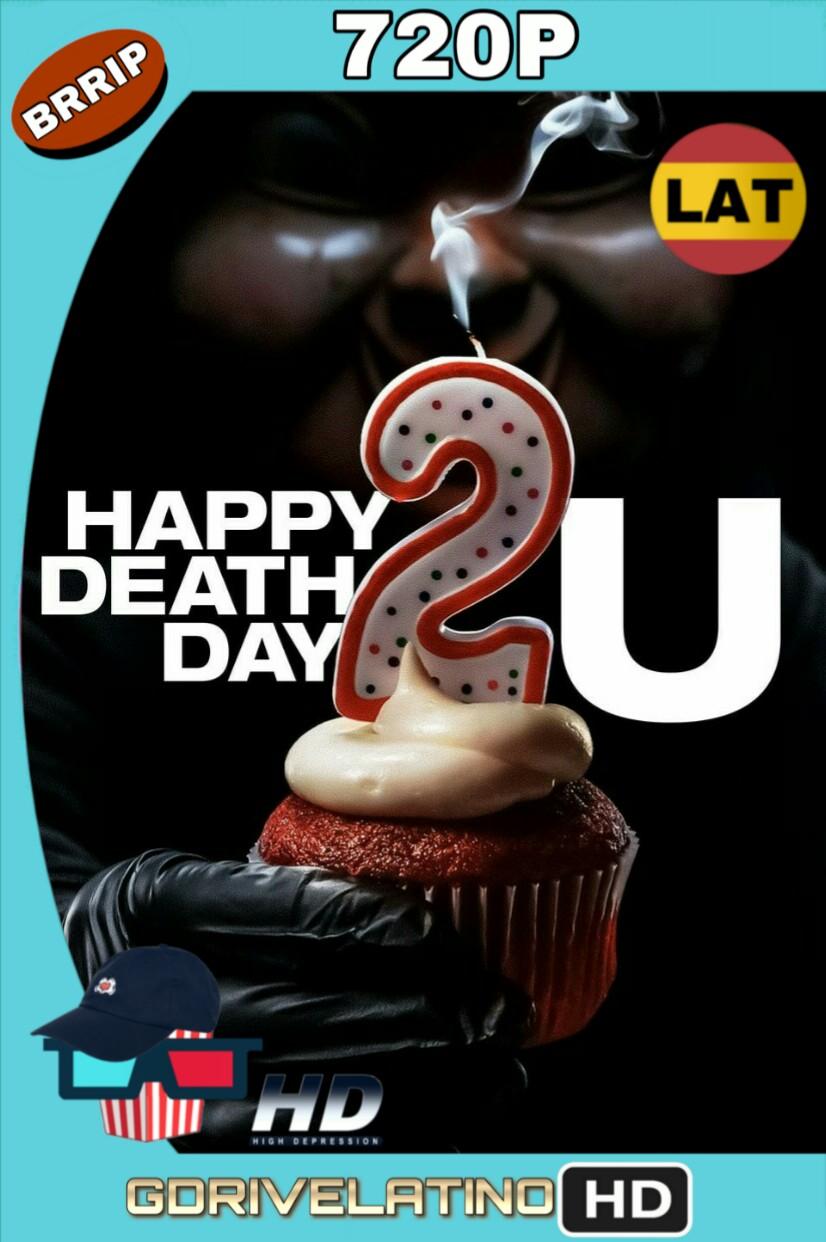 Feliz día de tu muerte 2 (2019) BRRip 720p Latino-Ingles MKV