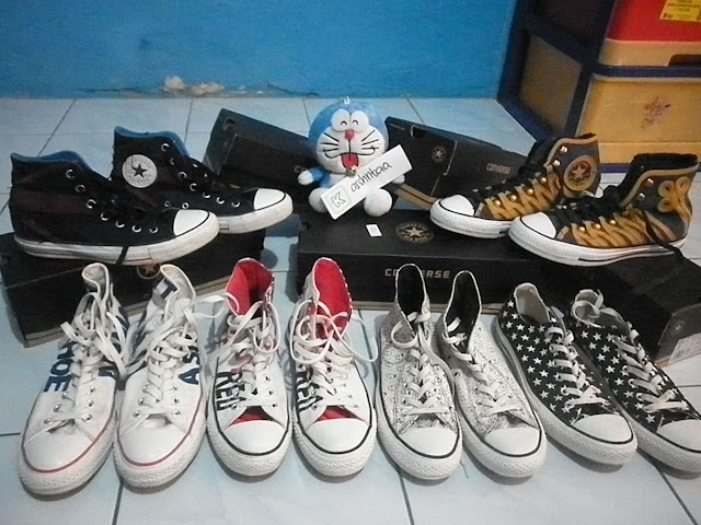 ★★★ WE LOVE CONVERSE ★★★ Chapter 3