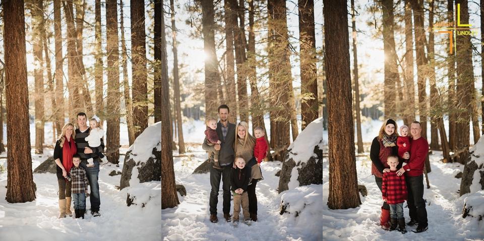 Van Sickle State Park Portraits